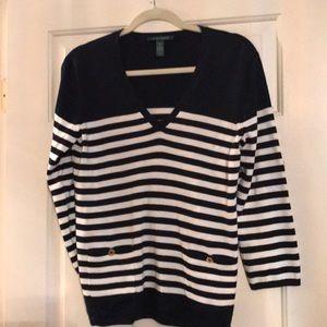 NWOT Lauren Ralph Lauren Sweater.